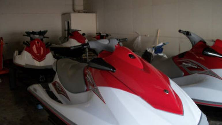 Yamaha VX Sports 3ppl Dallas Jet Ski Rental