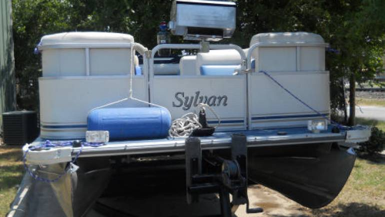 Dallas Boat Pontoon Rental  Sylvan