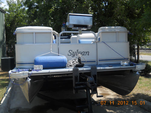 Dallas Boat Pontoon Rental  Sylvan